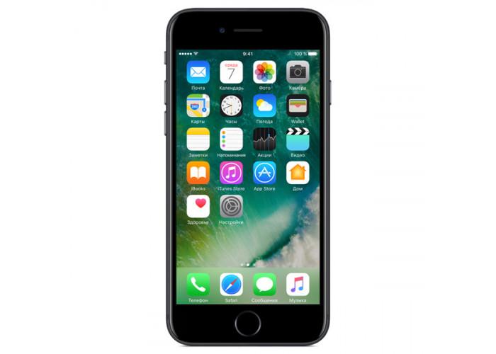 iPhone 7 128 GB черный Б/У