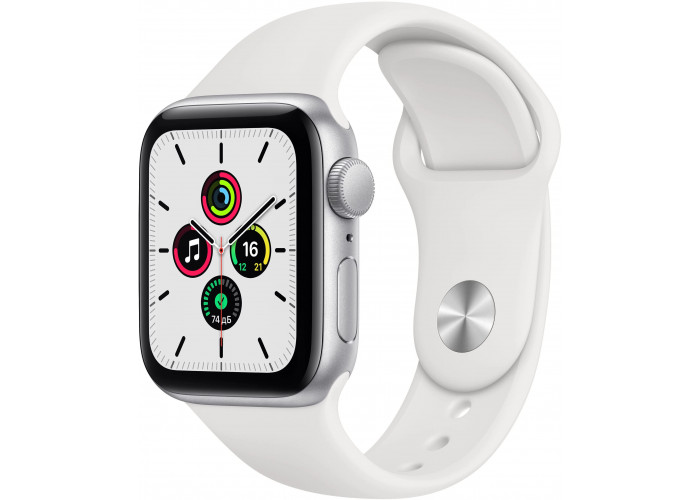 Apple Watch SE 40 mm серебристый