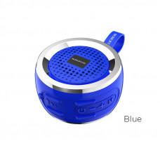 Беспроводная колонка Borofone BR2 синий