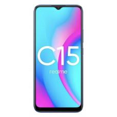 Realme C15 64 ГБ синий