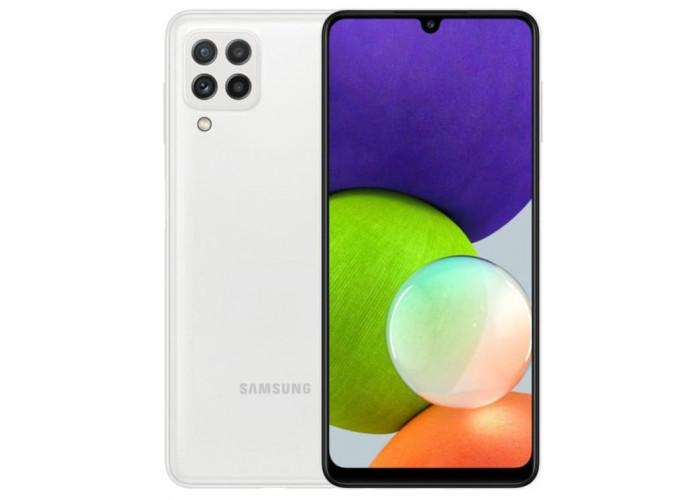 Samsung Galaxy A22 4/64GB Белый