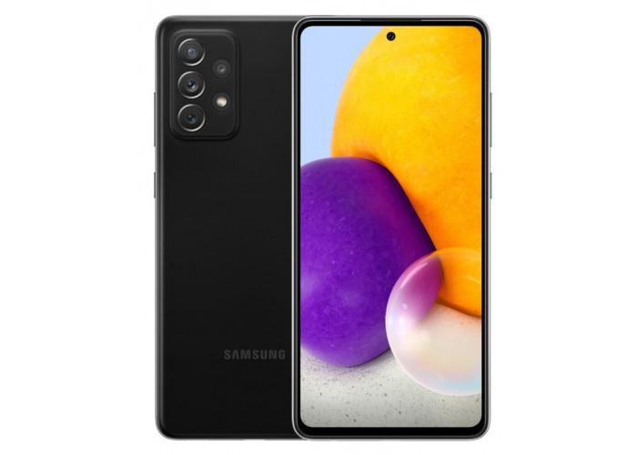 Samsung A72 128 GB Черный
