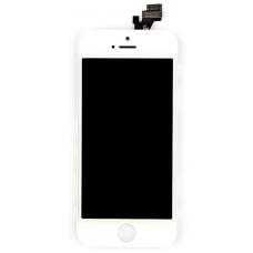 Дисплей на iPhone 5 черный/белый копия(опт)