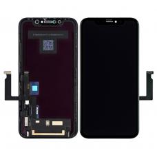 Дисплей на iPhone X (GX-oled-SOFT) oled  копия(опт)