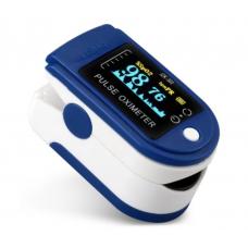 Цифровой пульсиксометр на палец